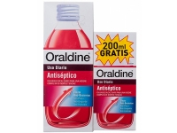 ORALDINE COLUTORIO ANTISEPTICO PACK 400 ML + 200 ML